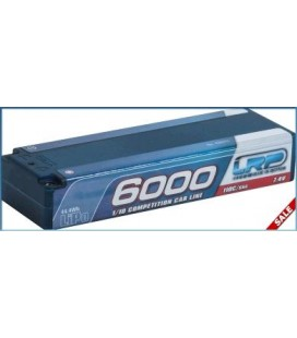 LRP LIPO COMPETITION 6000 110C/55C 7,4V