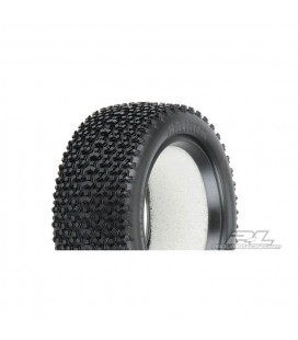 """CALIBER 2.2"""" 4WD FRONT TYRES M3 SOFT"""
