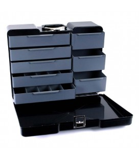POLYBUTLER PIT BOX BLACK