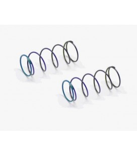SHOCK SPRING GREEN 3,70 LBS FRONT (2)