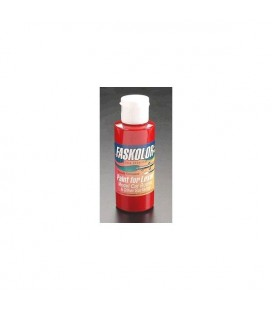 FASKOLOR FASLUCENT RED 60 ML.