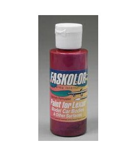 FASKOLOR FASESCENT CANDY RED 60 ML.