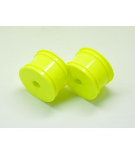 1/10 BUGGY RIM REAR YELLOW (2U)