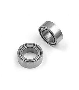 BALL BEARING MR74ZZ 5x7x2,5MM (2U)