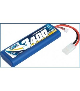 LRP LIPO POWER PACK 3400 7,4V 30C STICK