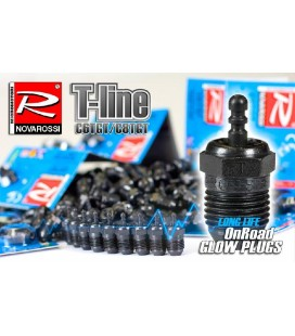 CONICAL TURBO GLOWPLUG C6TGT (1U)