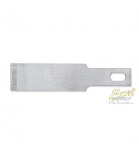 "3/8"" SMALL CHISEL BLADE - 5 PCS."