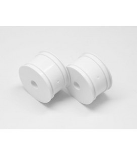 1/10 BUGGY RIM REAR WHITE (2U)