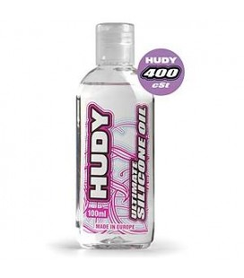 HUDY ULTIMATE SILICONE OIL 400CST 100ML