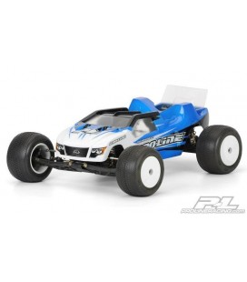 2012 BULLDOG CLEAR BODY FOR TLR22T