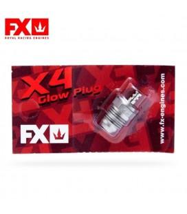 FX GLOWPLUG X4 BUGGY (1U)