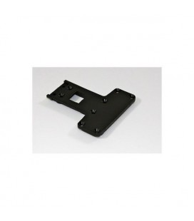 REAR CHASSIS PLATE 2WD