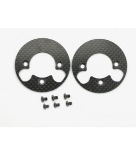 RIM COVER REAR CARBON (2U)