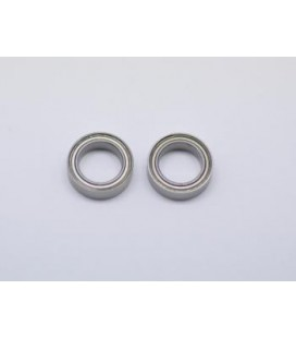 BALL BEARING 8x12x3,5MM SS (2U)