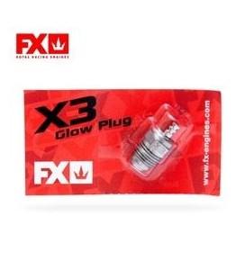 FX GLOWPLUG X3 BUGGY (1U)