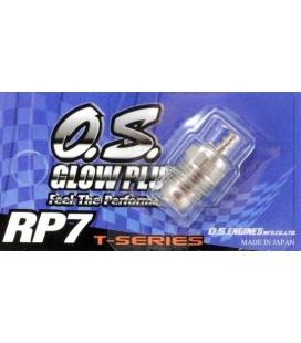 O.S. GLOW PLUG RP7