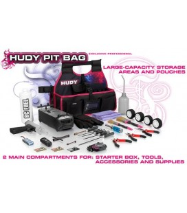 HUDY PIT BAG -COMPACT-