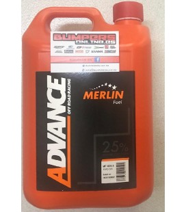MERLIN FUEL ADVANCE 25% 5L