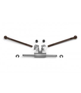 REAR ADJUSTABLE ANTI ROLL BAR. SET