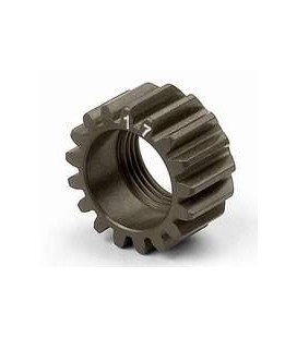 XCA ALU HARDCOATED PINION GEAR 17T(1st)