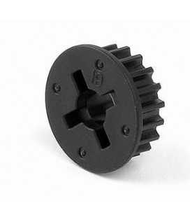 PULLEY 19T 2-SPEED