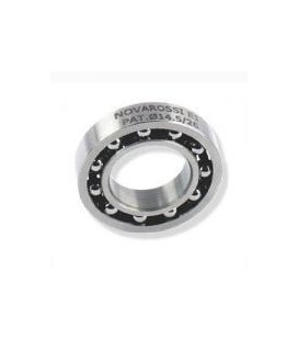 REAR BALL BEARING .21 14,5x26x6MM. STEEL