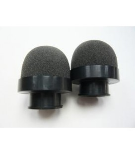 FOAM AIR FILTER WITH 15MM DIA. (2)
