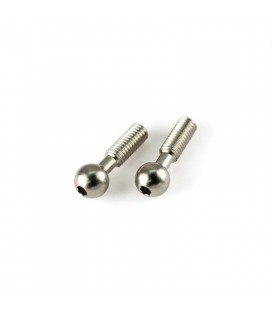 STEEL BALL SCREW 8MM (2 pcs)
