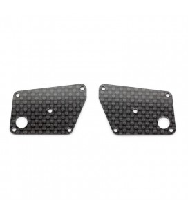 REAR LOWER SUSPENSION ARM COVER CARBON