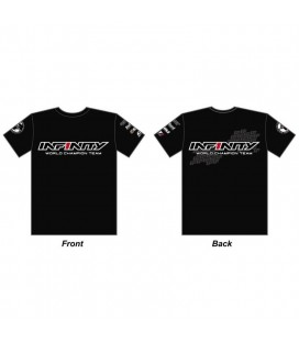 INFINITY 2018 TEAM T-SHIRT SIZE L