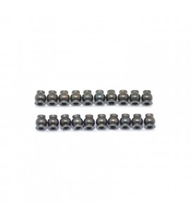 STEEL BALLS 5.8MM LONG (20U)