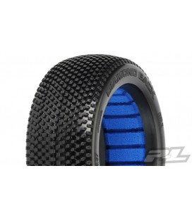 PROLINE DIAMOND BACK 1/8 TYRE X3 SOFT