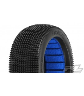 PROLINE FUGITIVE 1/8 TYRE X4 S-SOFT (2U)