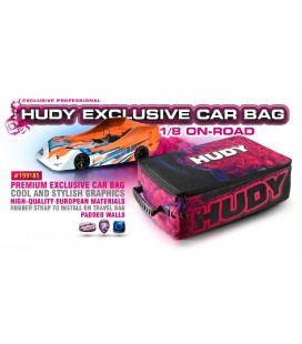 HUDY CAR BAG 1/8 ON ROAD