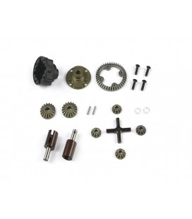 GEARDIFF SET FRONT/REAR V2 SDX