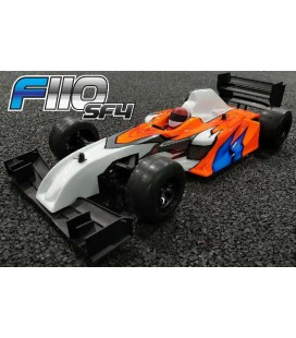 SERPENT F110 SF4 FORMULA 1/10 EP
