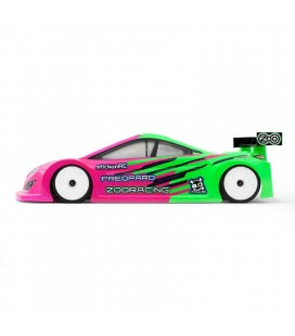 ZOORACING PREOPARD TC BODY 190MM LIGHT