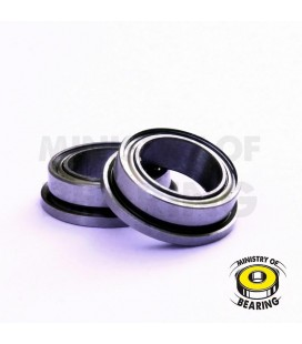 1/4x3/8x1/8 FLANGED MOB BEARING (8U)