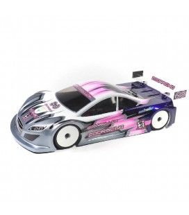 ZOORACING DOGSBOLLOX TC BODY 190MM LIGHT