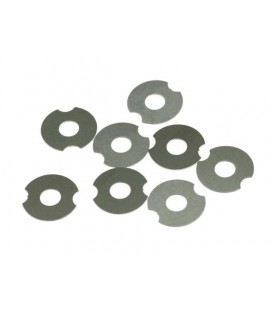 WHEEL SHIM 0.25mm (SUS/8 pcs)
