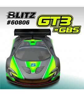 BLITZ GT3-GBS 1:8 GT BODY 1,0MM