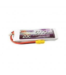 BRUTEPOWER LIPO 3S 5000MAH 20C
