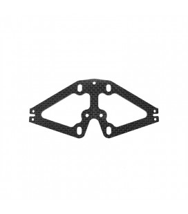 FRONT SUSPENSION PLATE CARBON F110 SF4