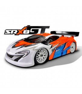 SERPENT COBRA SRX8-GT 1/8 GP