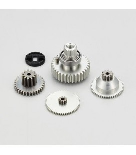 ALUMINIUM GEAR SET RSx2/3 BSx2 POWER