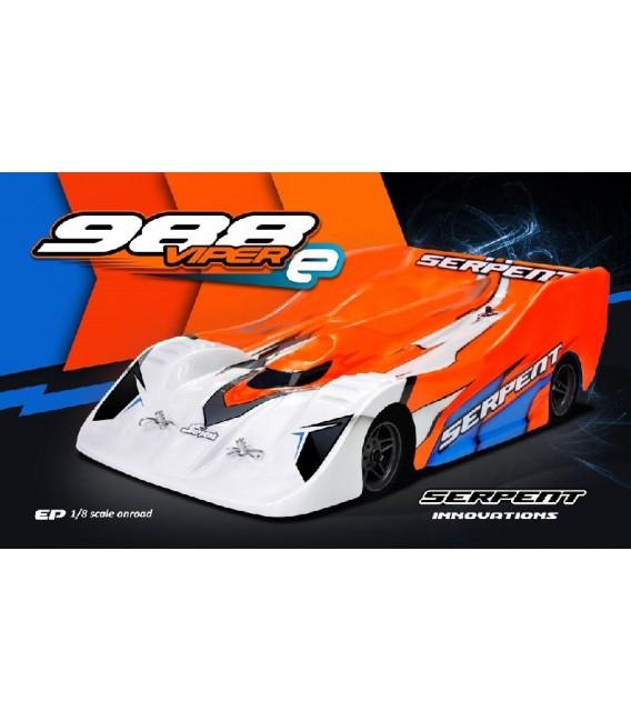 SERPENT VIPER 988-e 1/8 4WD EP
