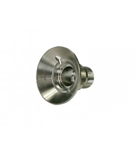 CENTAX CLUTCHBELL 1/8 ALU NICKEL COAT.V2