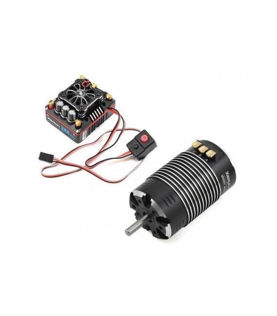 HOBBYWING XR8 PLUS ESC & 4268 G2 2600KV