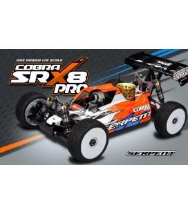 SERPENT COBRA SRX8 PRO GP 1/8 4WD
