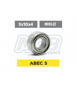 MOB 5x10x4 CLUTCH BEARING ZZ (1U)